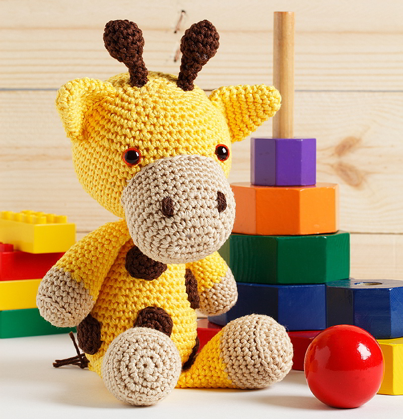 Guusje Giraf Aan De Haak