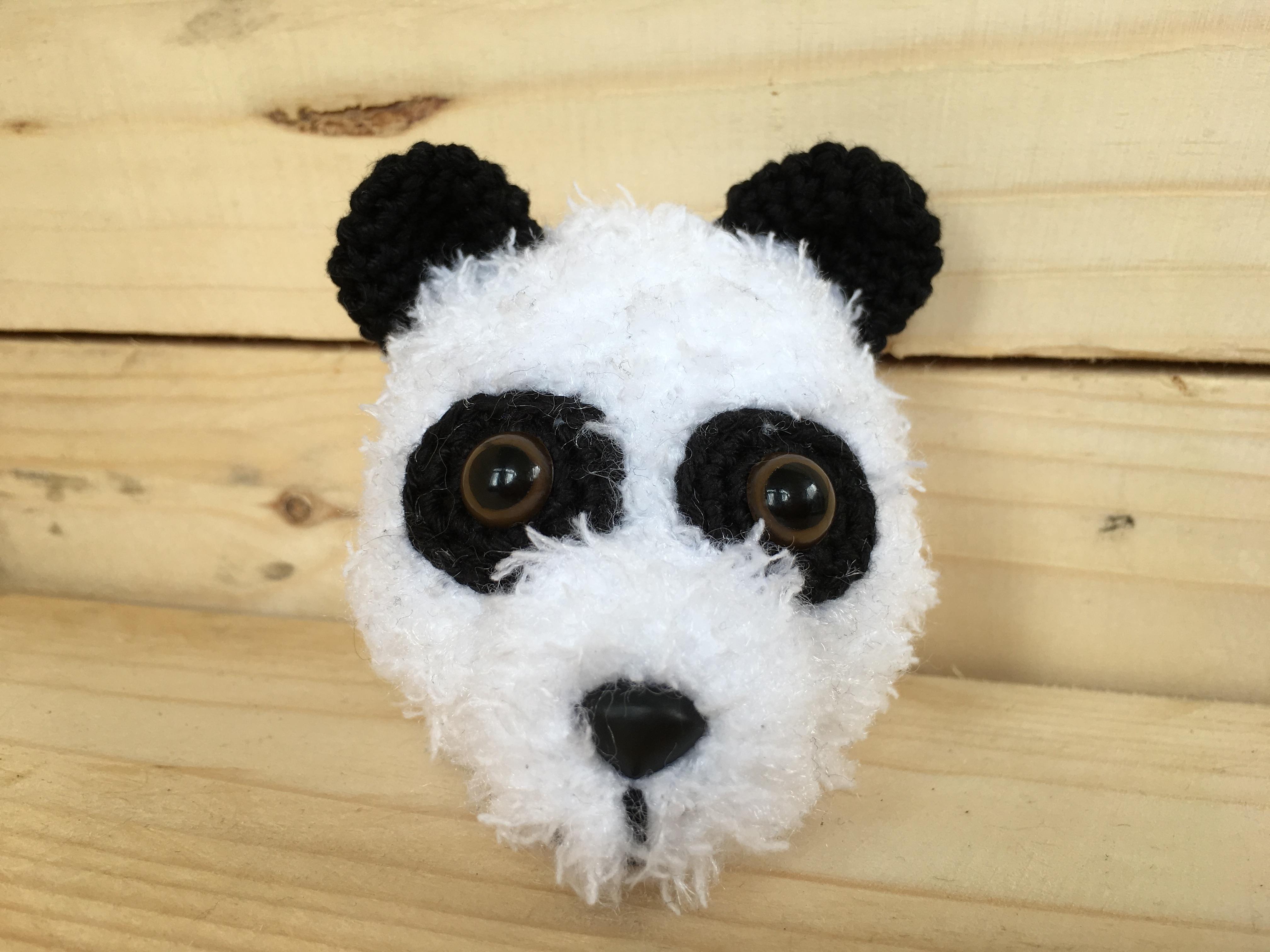 Het Haken Van Panda Mindy Aan De Haak