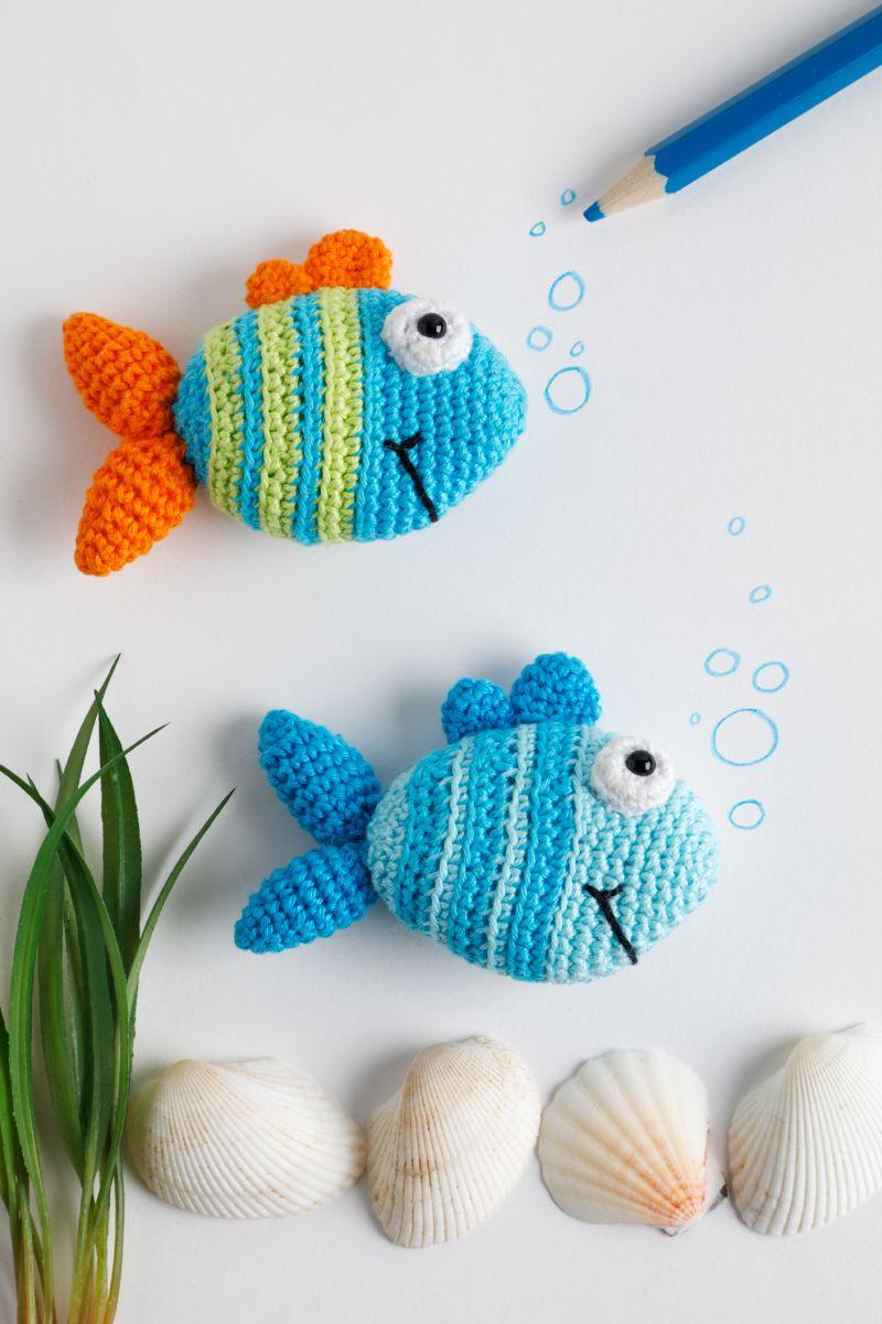 Happy Fish Aan De Haak