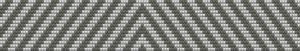 V-vorm tapestry
