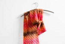 Zonnige sjaal