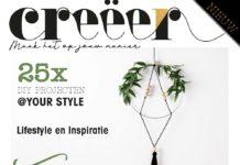 Creëer Magazine inspiratie