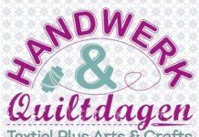 Handwerk en Quiltdagen 2018
