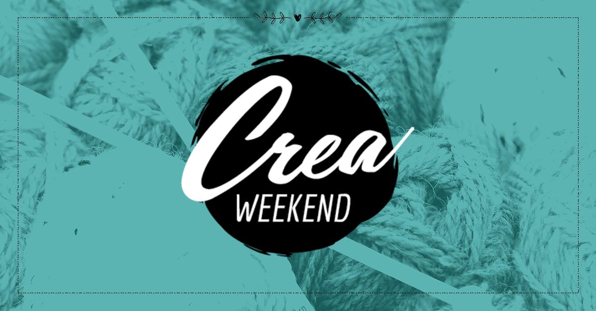 Crea Weekend 2019 Aan De Haak