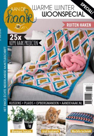 Cover Aan de Haak 18