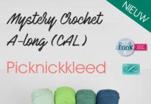 Aan de Haak mystery Crochet A-long