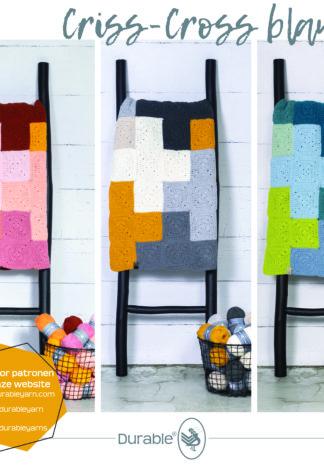 durable criss cross blanket